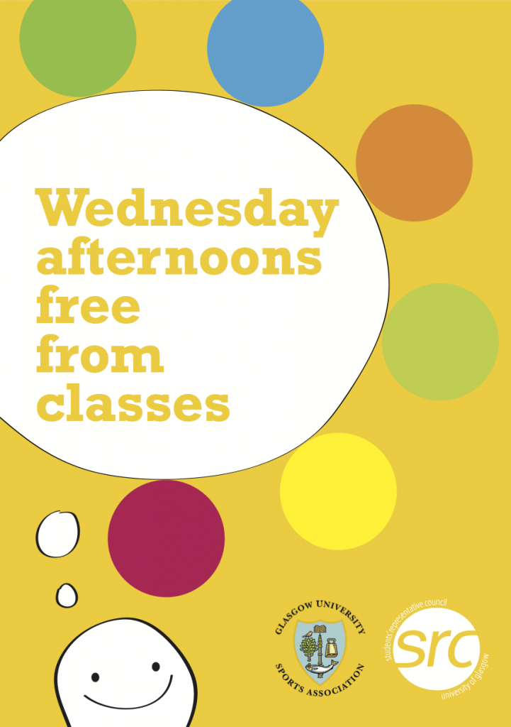 Wednesday Afternoons information booklet
